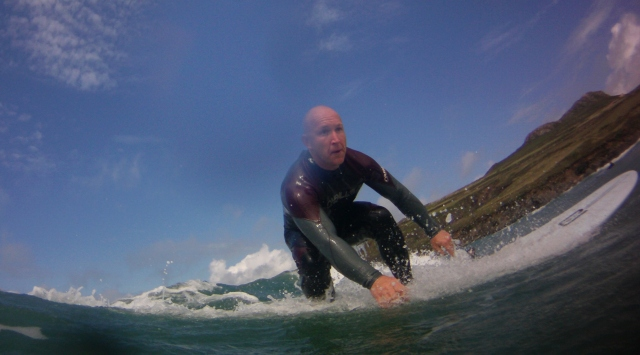 Wales Surfing