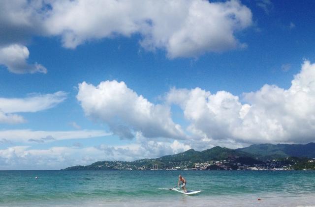 Grand Anse shorebreak