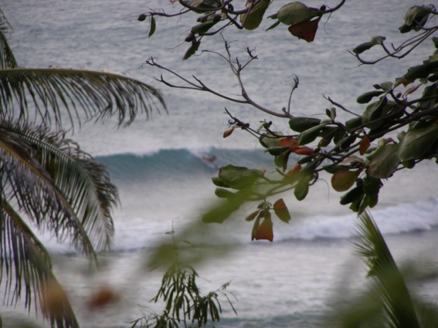 Swell at Prickly Point - Grenada