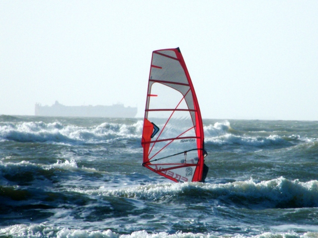 New windsurfing toys