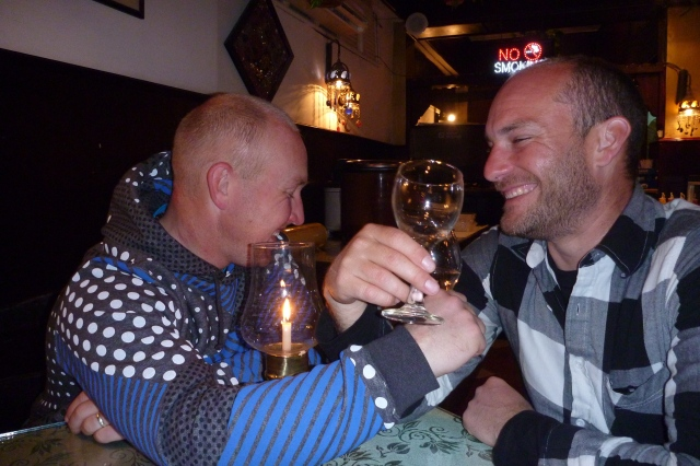 Tez and Dan