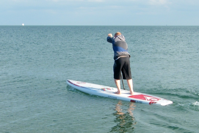 BIC Wing 12.6ft Ace - Tec SUP review