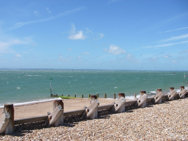 Sunny Hayling - home sweet home