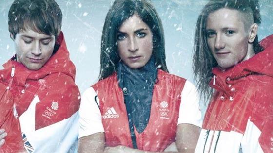Team GB Sochi