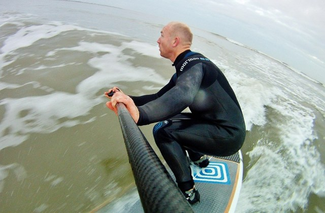 Tez testing Nah Skwell 9.2ft