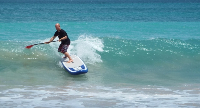 Tez Grenada stand up paddle board