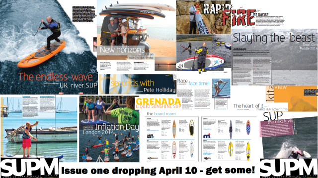 SUPM issue 1 collage