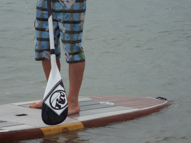 RRD 12ft Tourer Wood and Active Flex carbon paddle