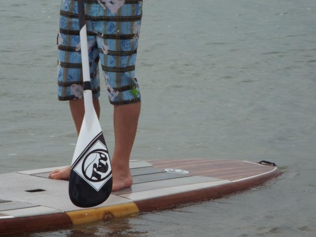 RRD 12ft Tourer Wood and Active Flex carbon paddle
