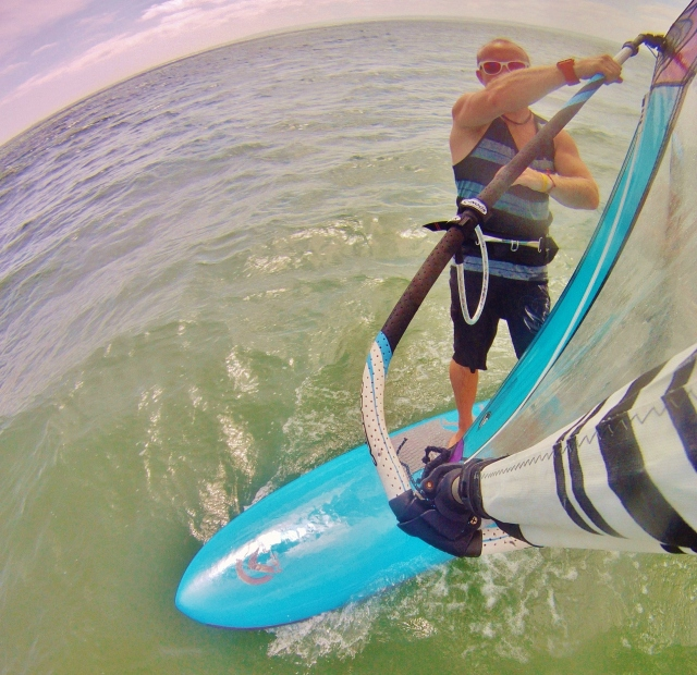 Rig flippin' 'tastic - AHD Summerboard review