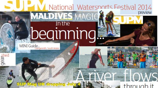 Stand Up Paddle Magazine UK