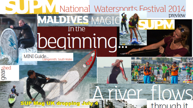 Stand Up Paddle Magazine UK