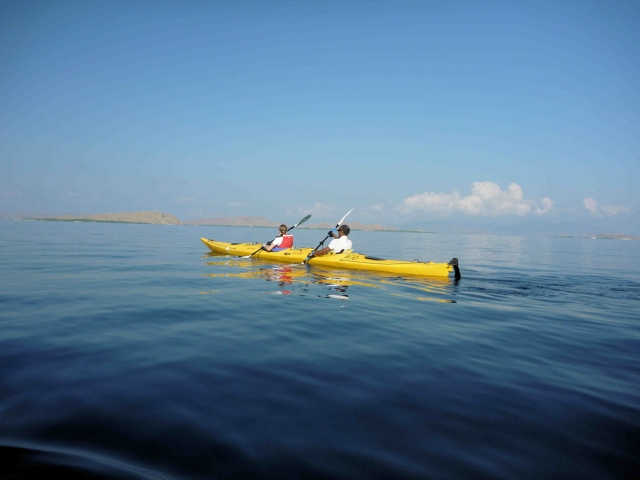 Indonesia kayaking