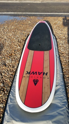 SUP Mag UK Poseidon 12.6ft Allround SUP deck