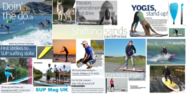 SUP Mag UK March.