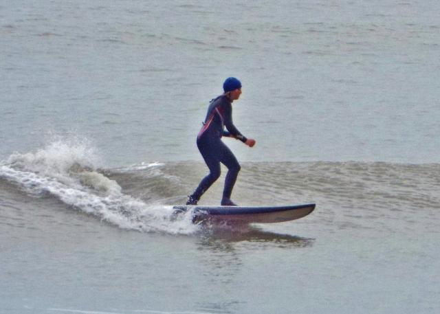 Fi Plavenieks SUP, windsurfing, snowboarding