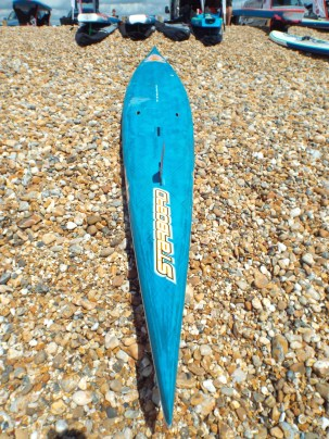 Starboard Srpint Unlimited 17.5ft SUP Mag UK