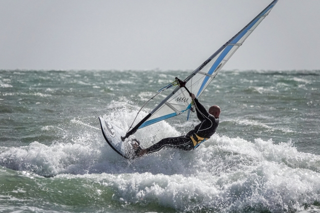 My year of windsurfing and windfoiling, in pics, 2018 | Tez